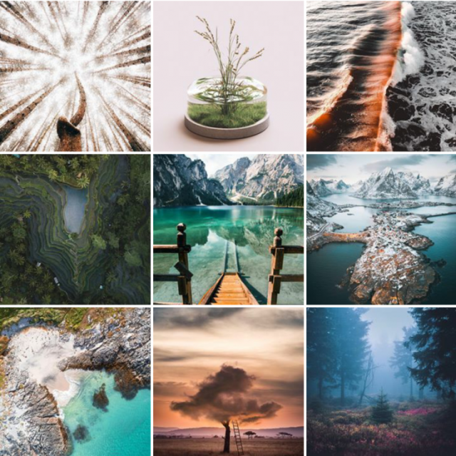 Instagram Adobe Visual