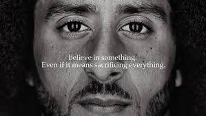 Nike ft. Colin Kaepernick