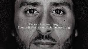 Nike ft. Colin Kaepernick